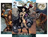 img - for Grimm Fairy Tales: Tales from Oz (Issues) (6 Book Series) book / textbook / text book