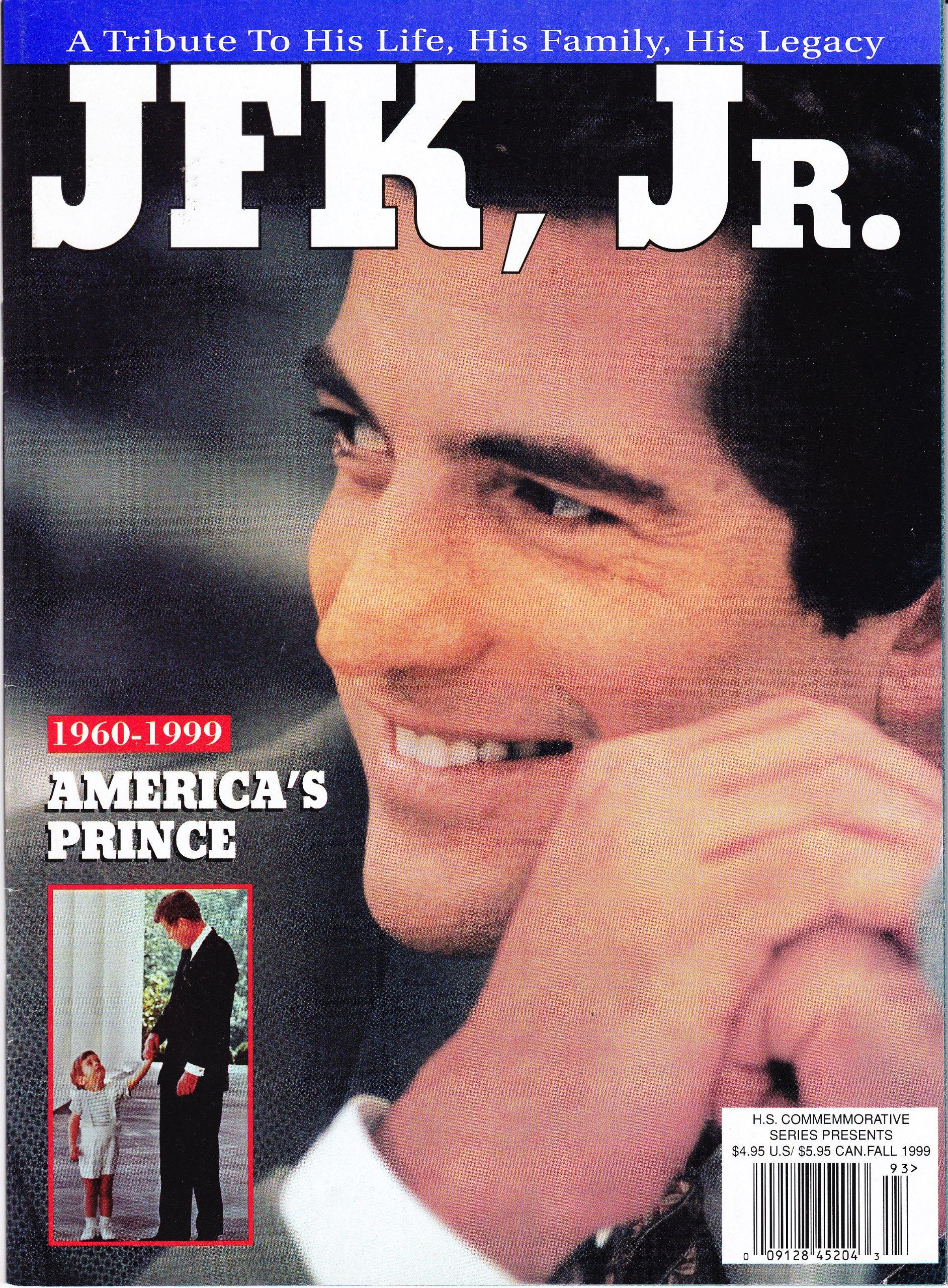 Americas Prince, J.F.K. Jr.