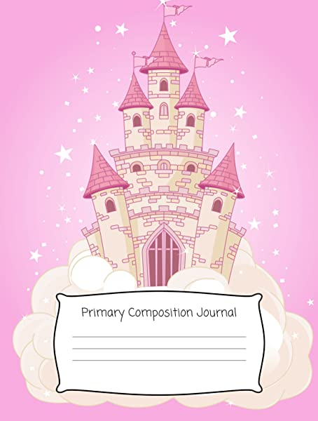 Kinder Garden: Primary Journal: K-2 Primary Composition Notebook With