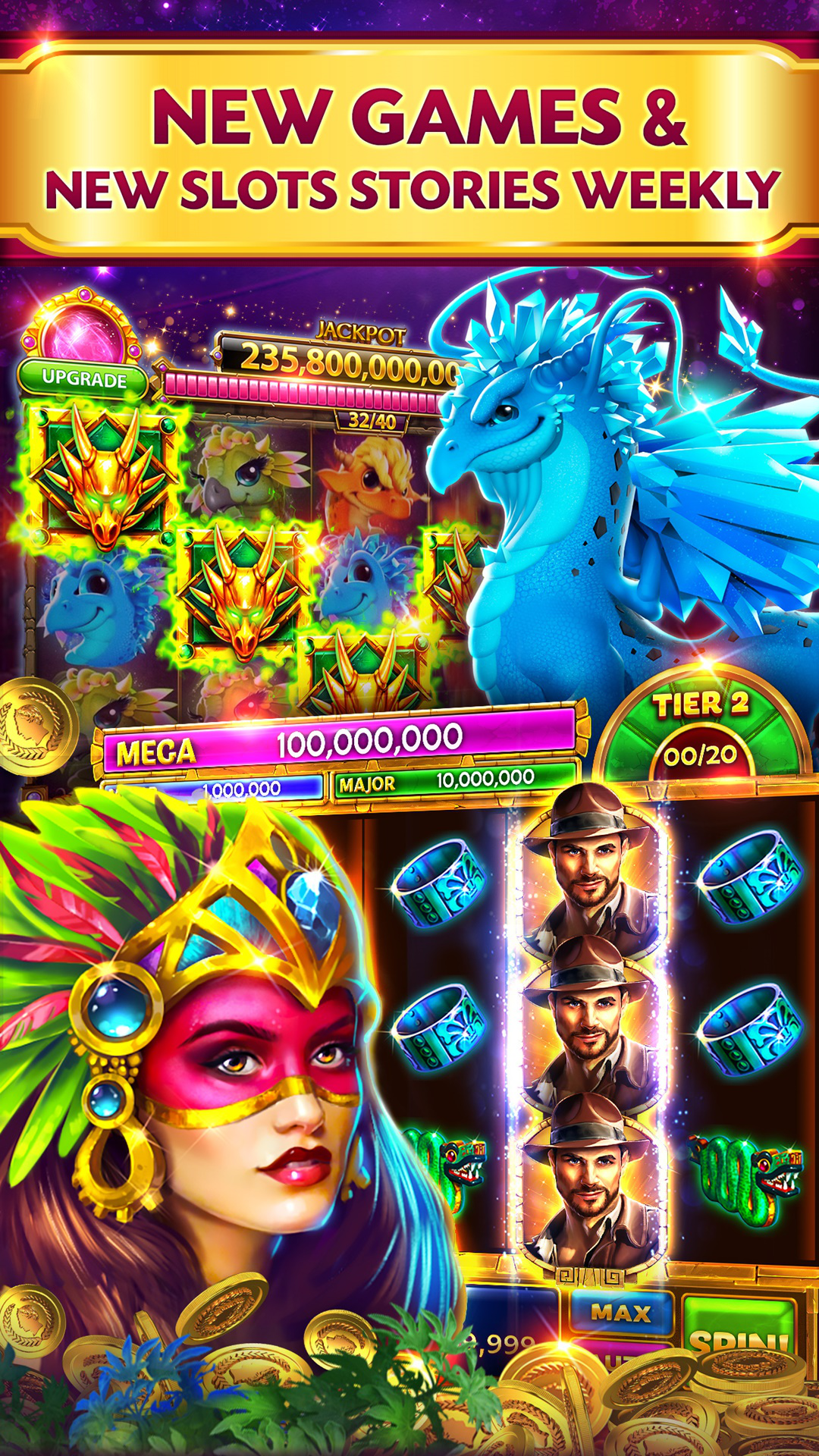 Caesar Casino Slot