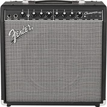 Fender Champion 40 - Amplificador: Amazon.es: Electrónica