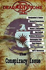 Deadman's Tome The Conspiracy Issue: Conspiracy Horror Kindle Edition