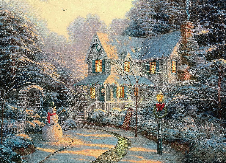 Ceaco 3328-41 Night Before Christmas Puzzle SG/_B07FZ4ZHSJ/_US