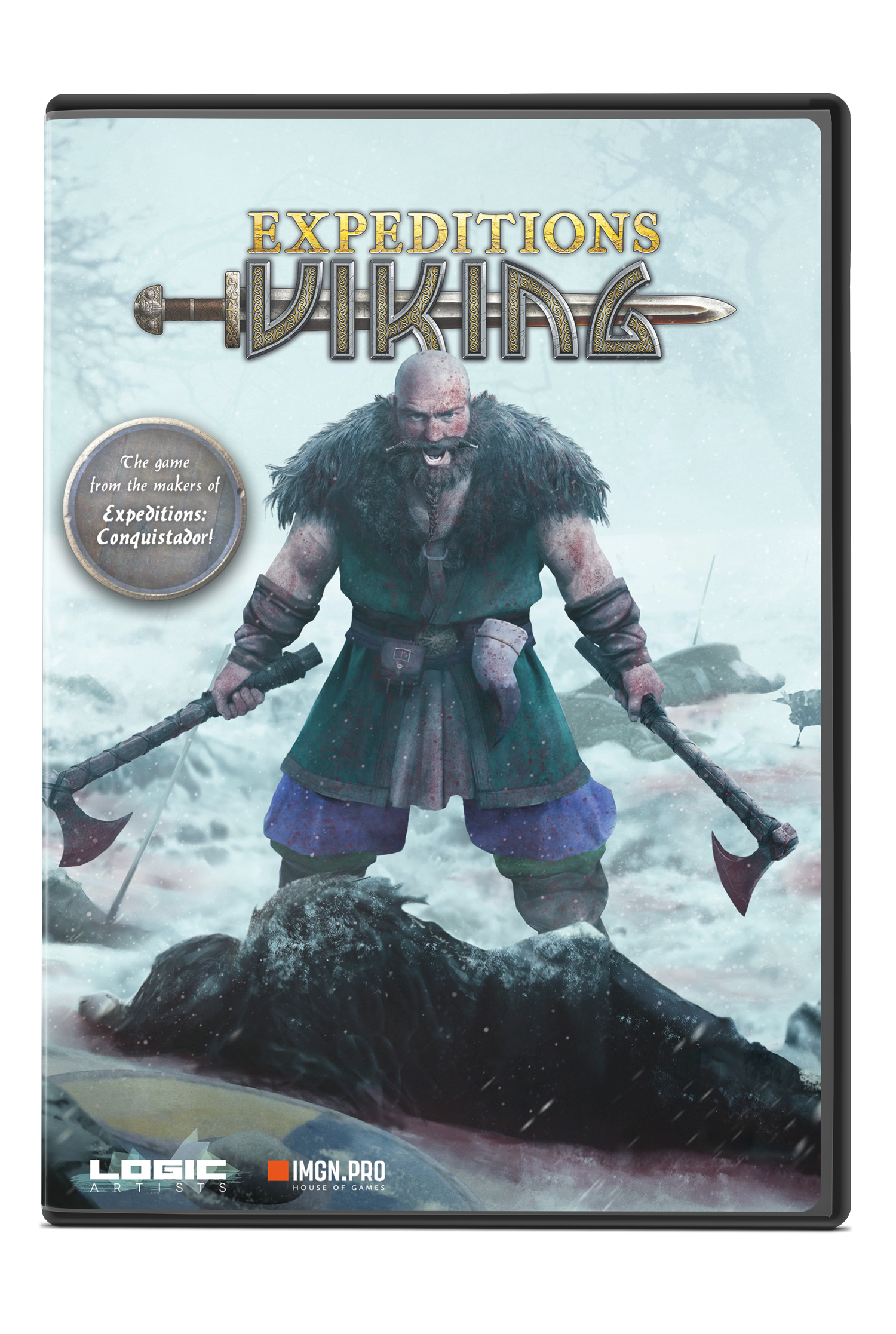 Expeditions: Viking [Online Game Code]