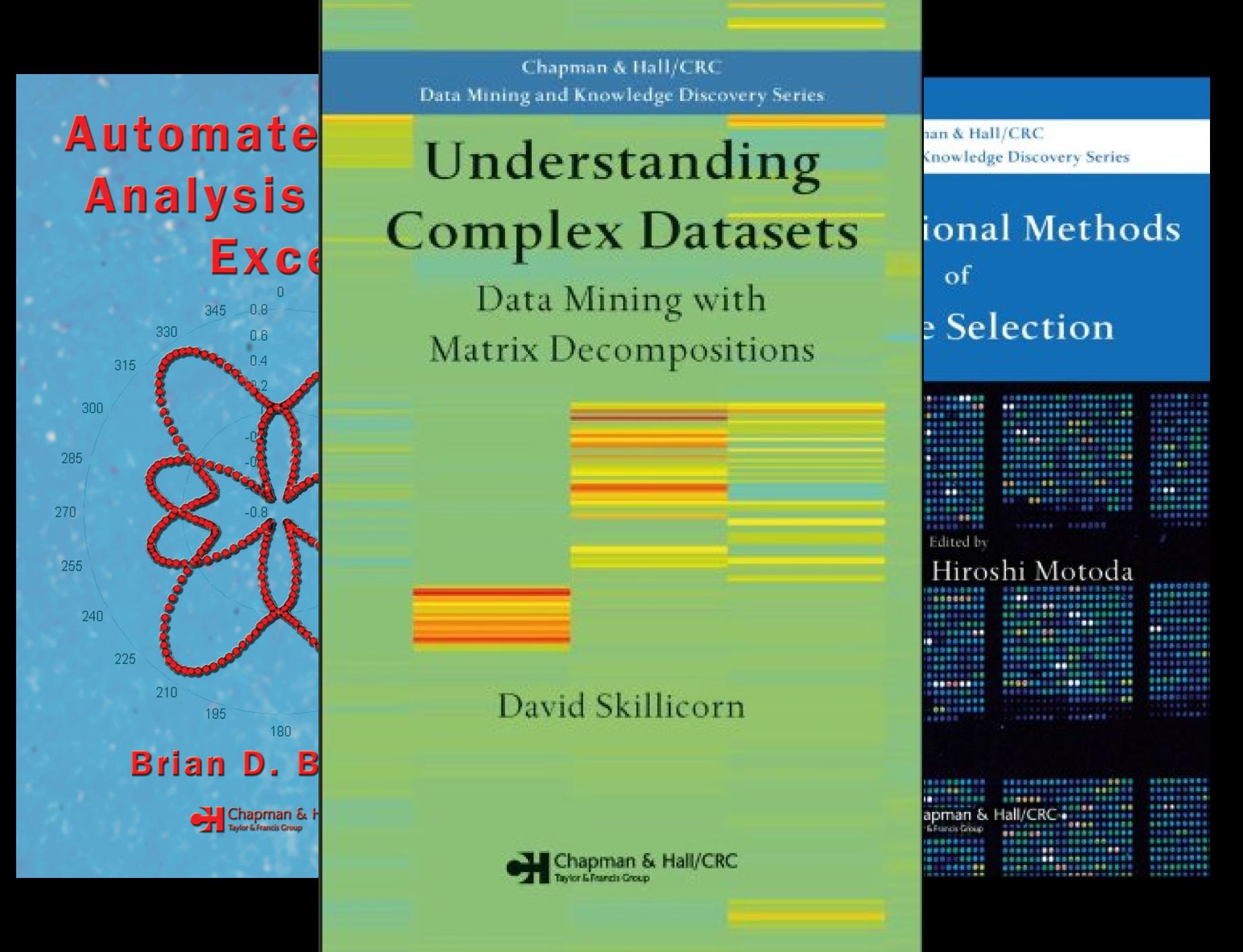 Chapman & Hall/CRC Data Mining and Knowledge