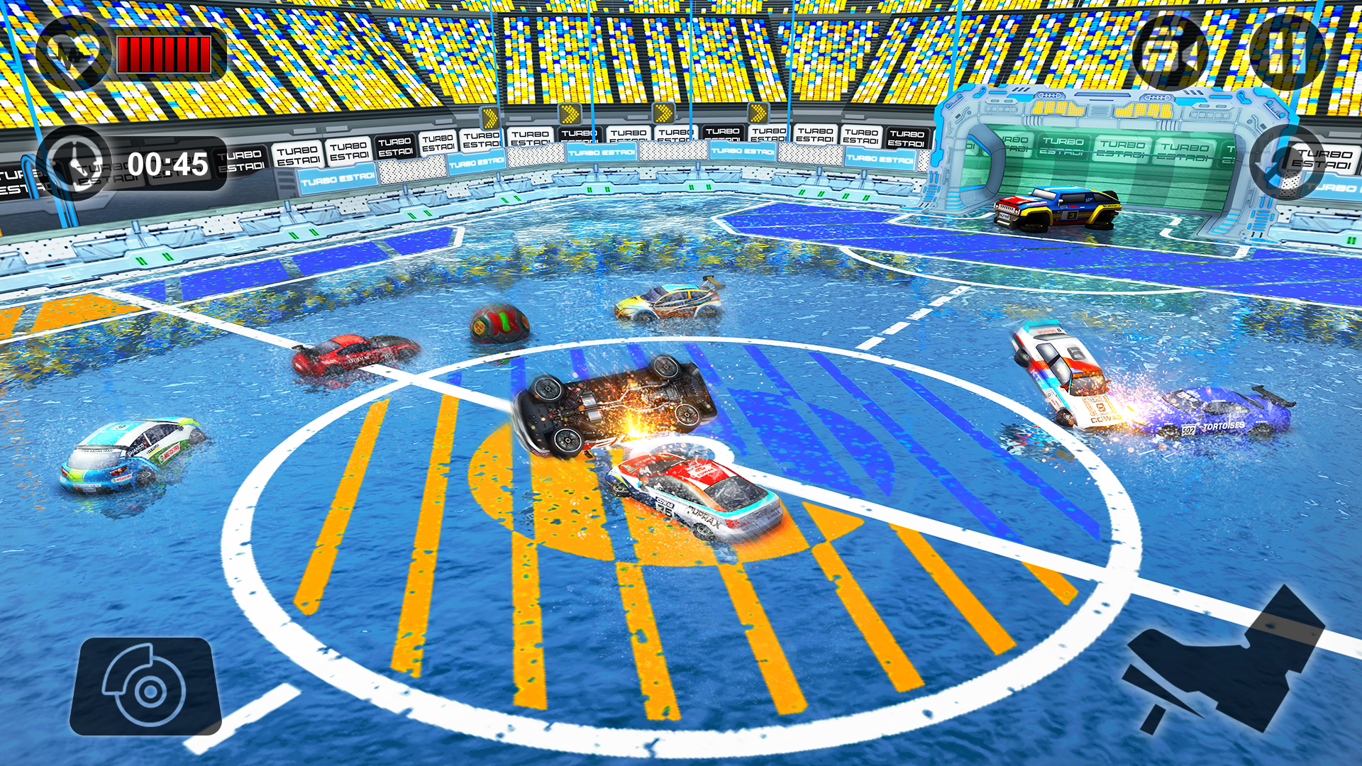 Football Car World Cup 2018: Water Cars Fight: Amazon.es: Appstore ...