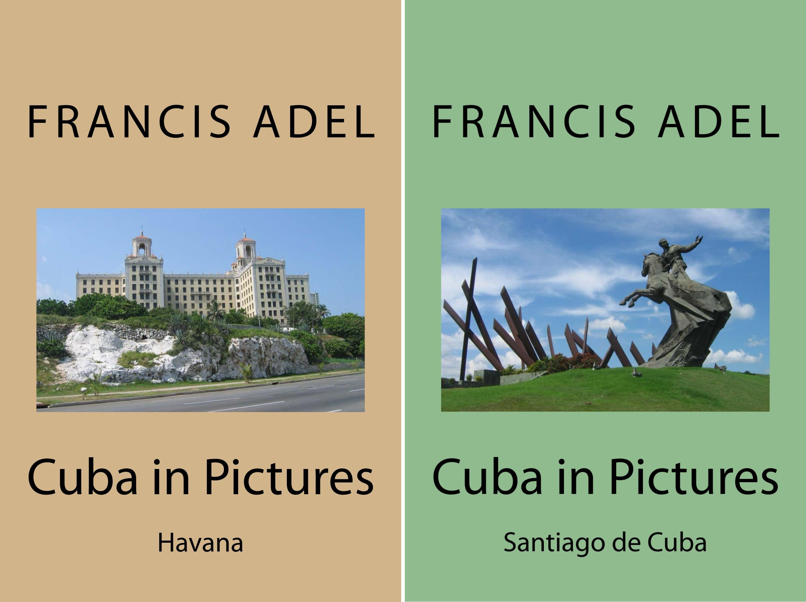Cuba in Pictures (2 Book Series)