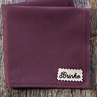 product image for Plum Pocket Square