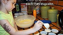 Amazon.com: Bella Cucina – 13465 Cupcake eléctrica: Kitchen ...