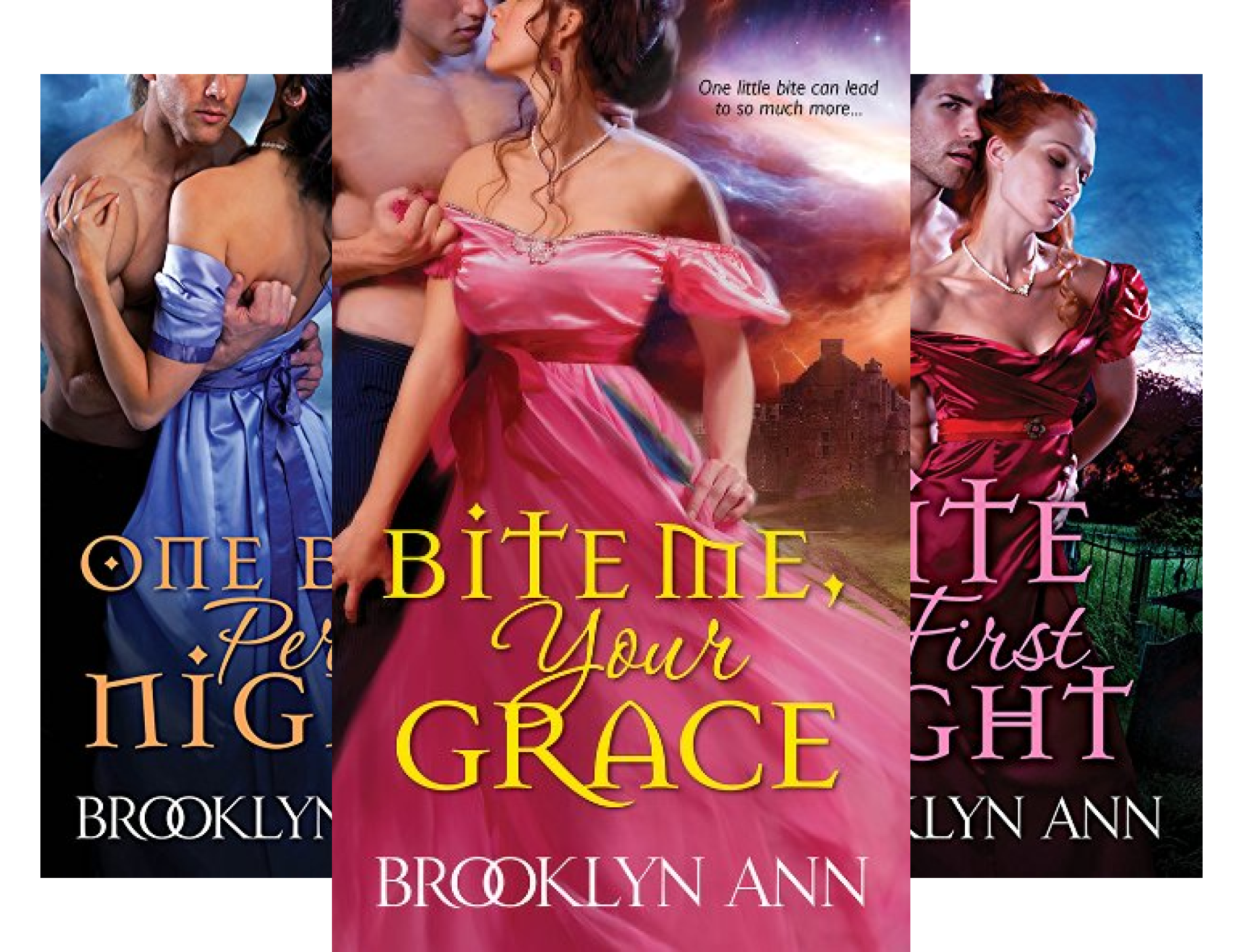 Scandals With Bite (6 Book Series)