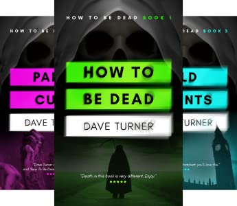 The 'How To Be Dead' Grim Reaper Comedy Horror Series