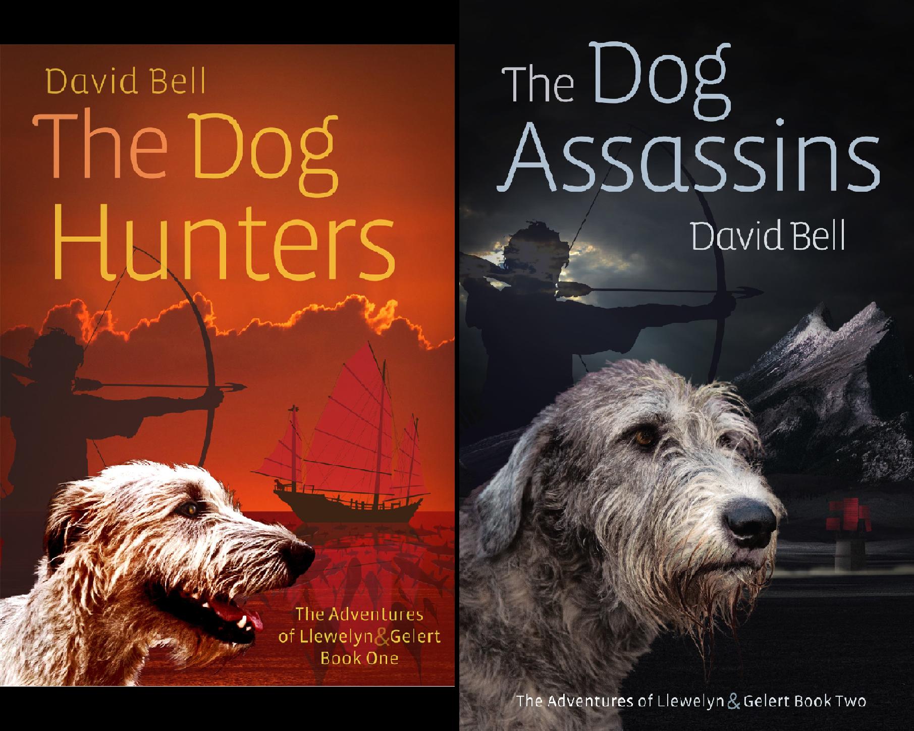 The Adventures of Llewelyn and Gelert (2 Book Series)