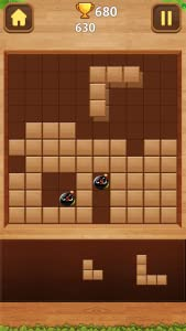 Woody Puzzle - Wooden Block Puzzle Free by OneTap Mobile Game