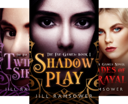 The Fae Games (3 Book Series) by  Jill Ramsower