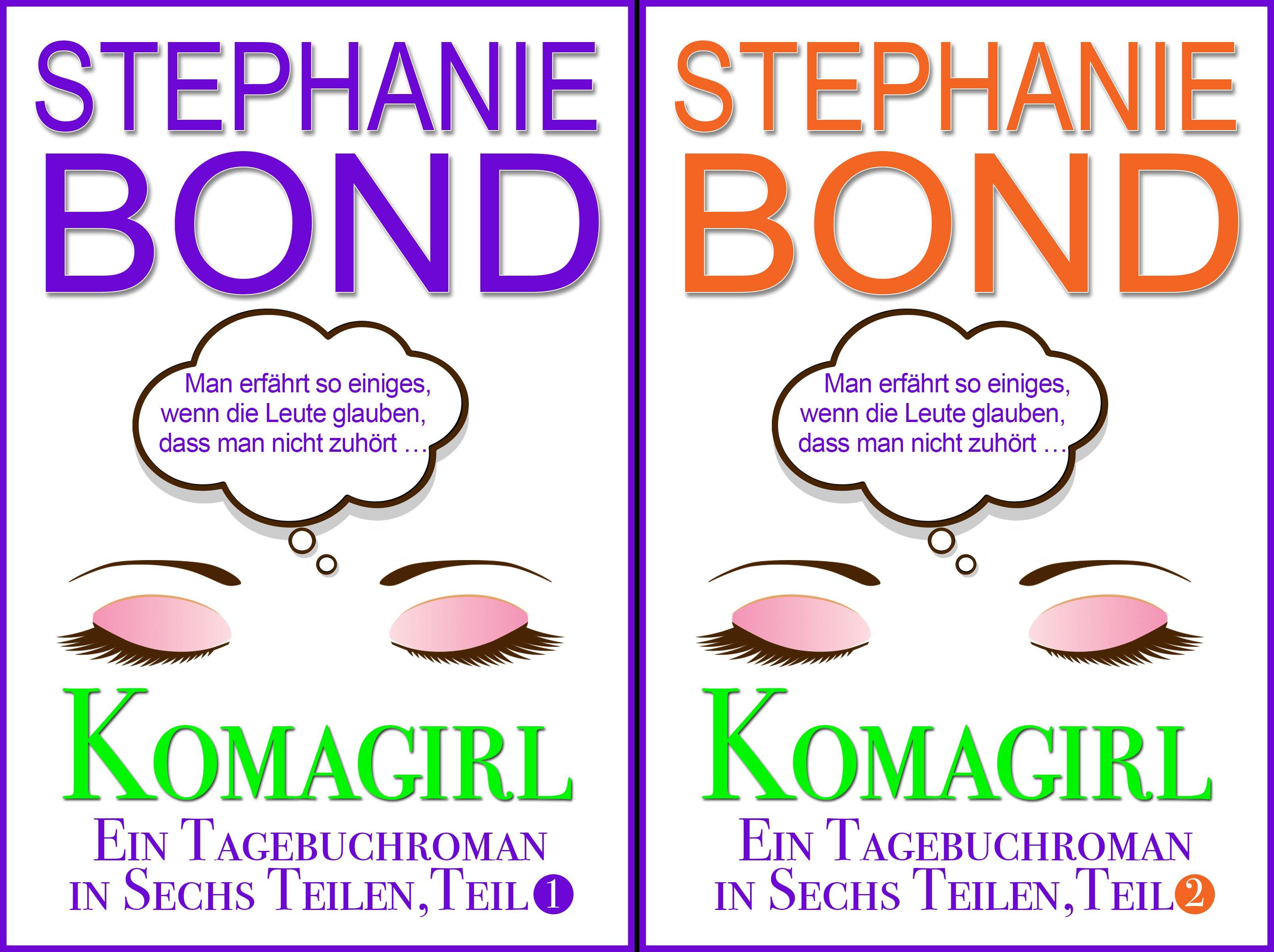 KOMAGIRL (Reihe in 2 Bänden)