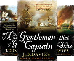 Matthew Quinton Journals (9 Book Series) by  J. D. Davies