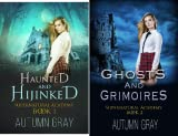 : Supernatural Academy (2 Book Series)