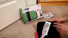 Amazon.com: Mifold - Asiento elevador para coche, 2 unidades ...