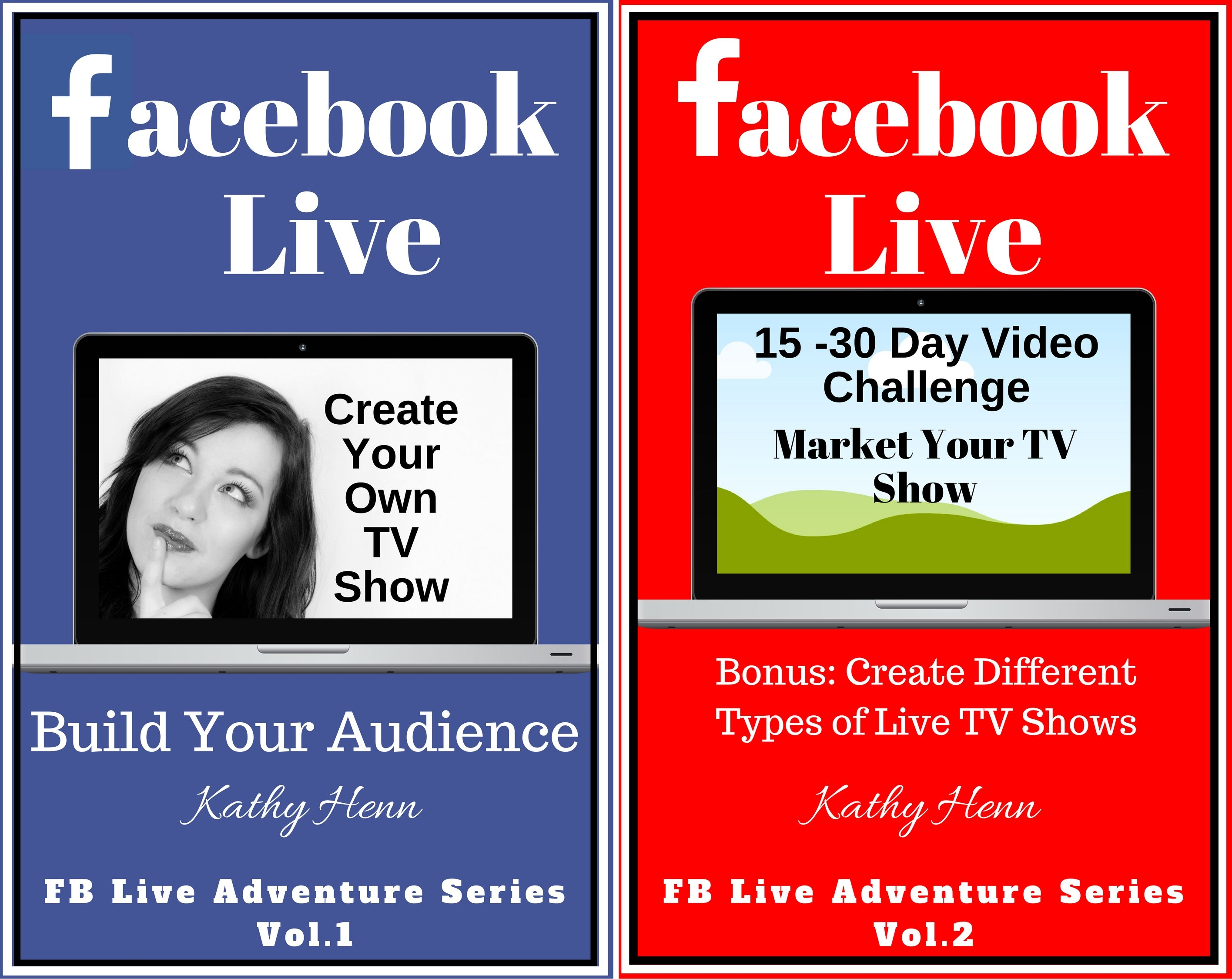 FB Live Adventure Series (2 Book Series)