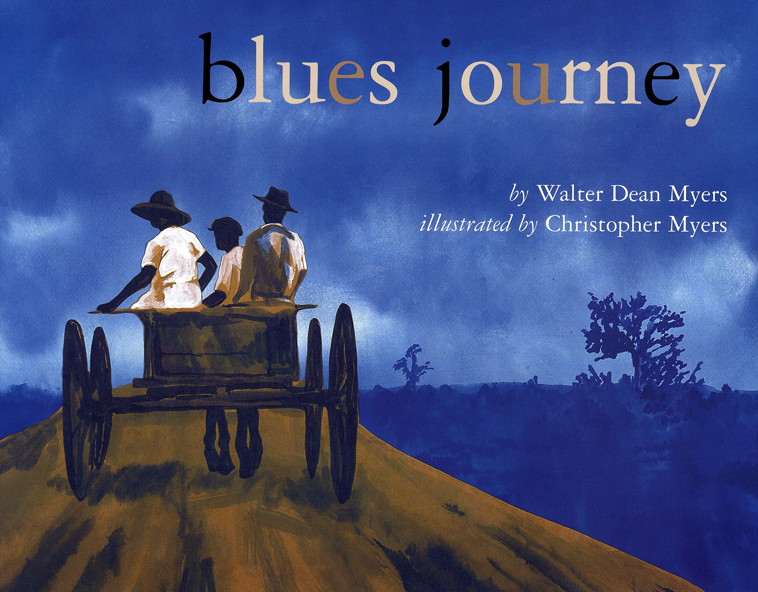 Blues Journey (Bccb Blue Ribbon Nonfiction Book Award (Awards)) by Holiday House