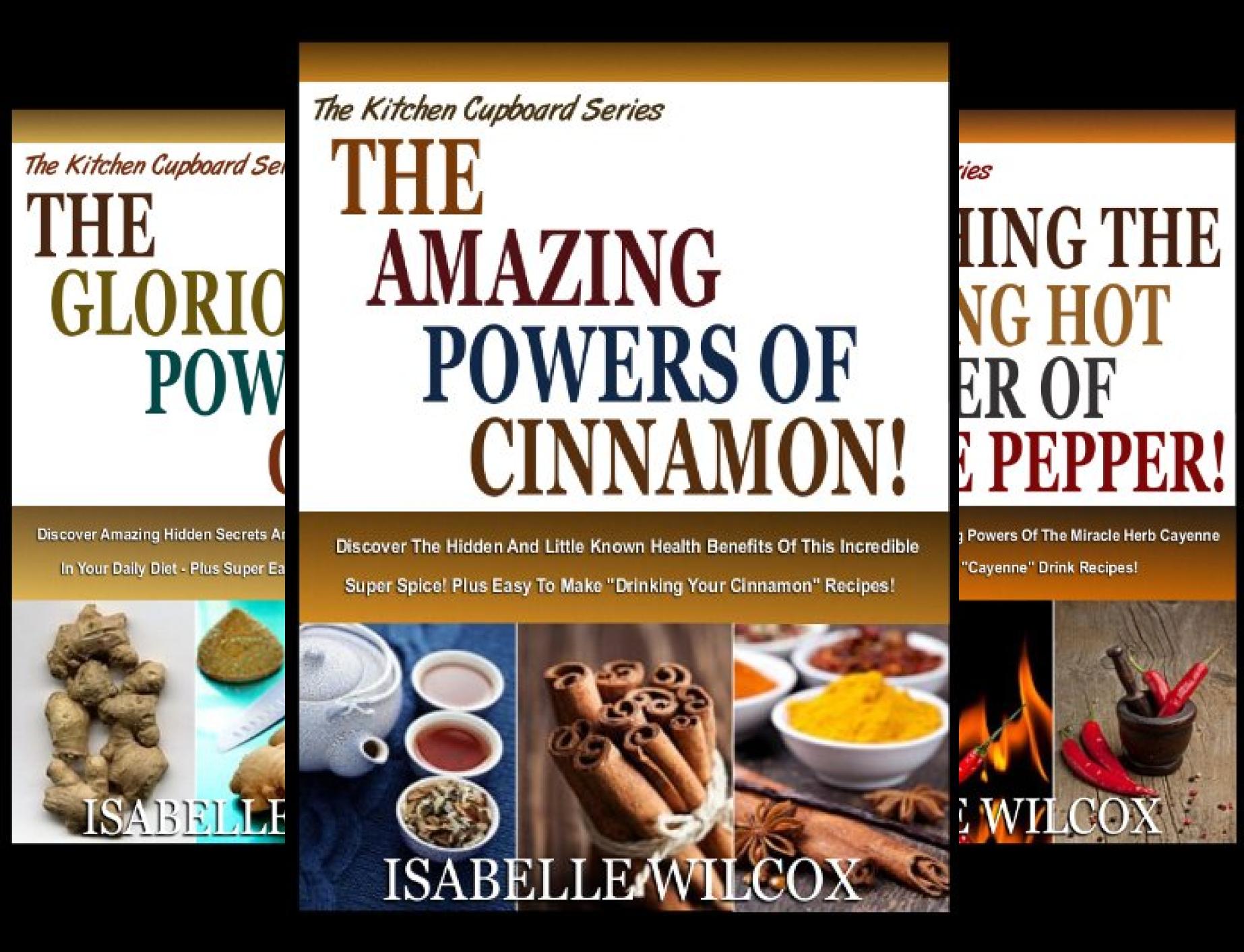 The Kitchen Cupboard Series (10 Book Series)
