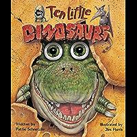 Ten Little Dinosaurs (Wiggle Eyes)
