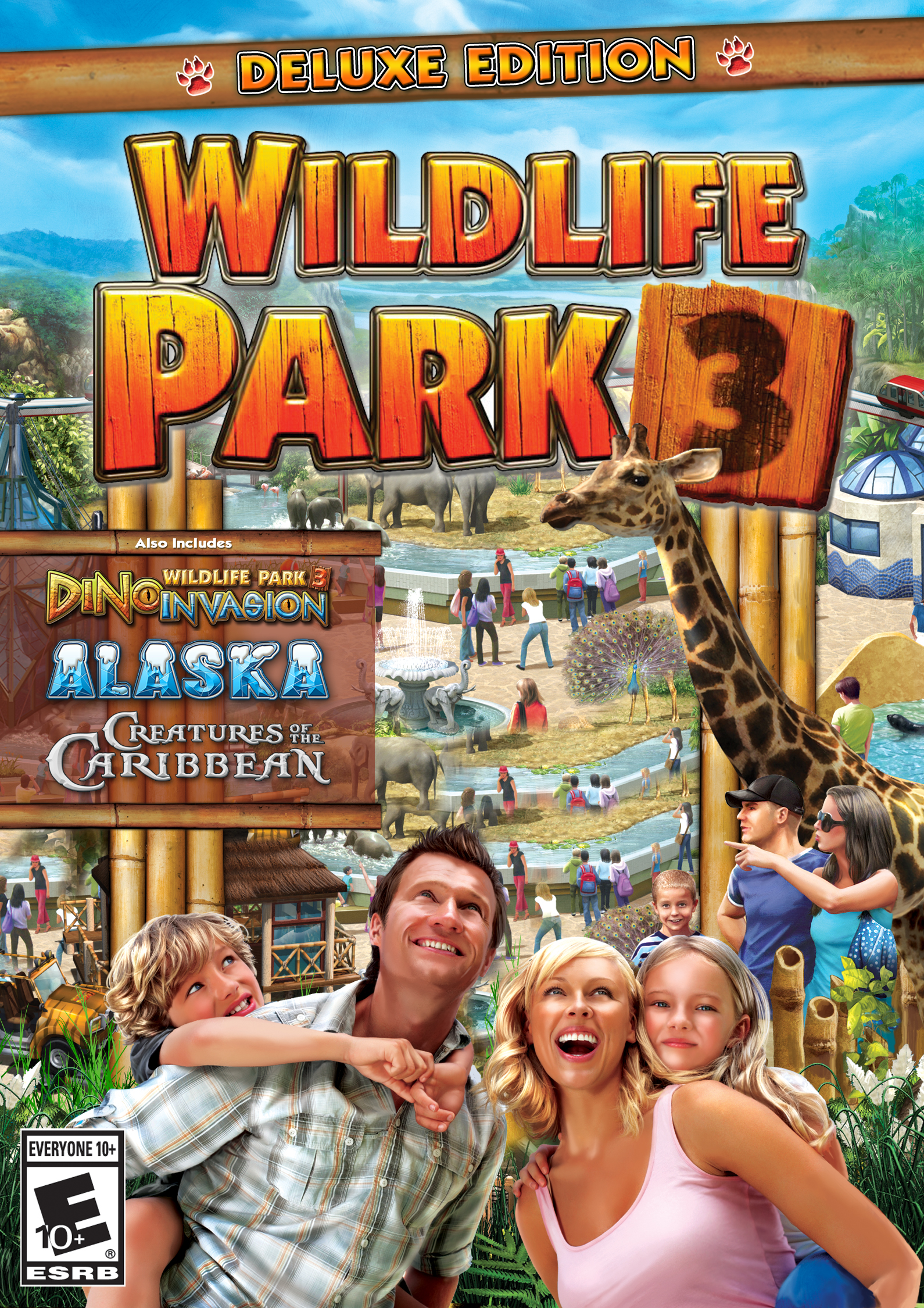 Wildlife Park 3 [Download] (Steam 3 Sims)