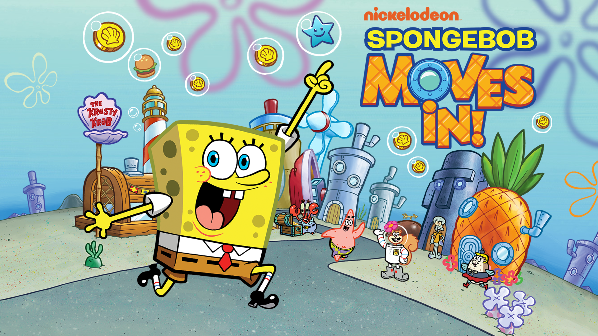 Amazon SpongeBob Moves In Appstore for Android