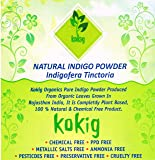 KOKIG 100% Natural Herbal Organic INDIGO POWDER (425 Grams)