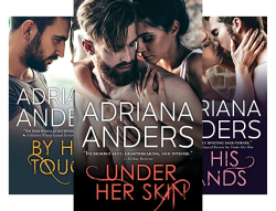 Blank Canvas (3 Book Series) by  Adriana Anders