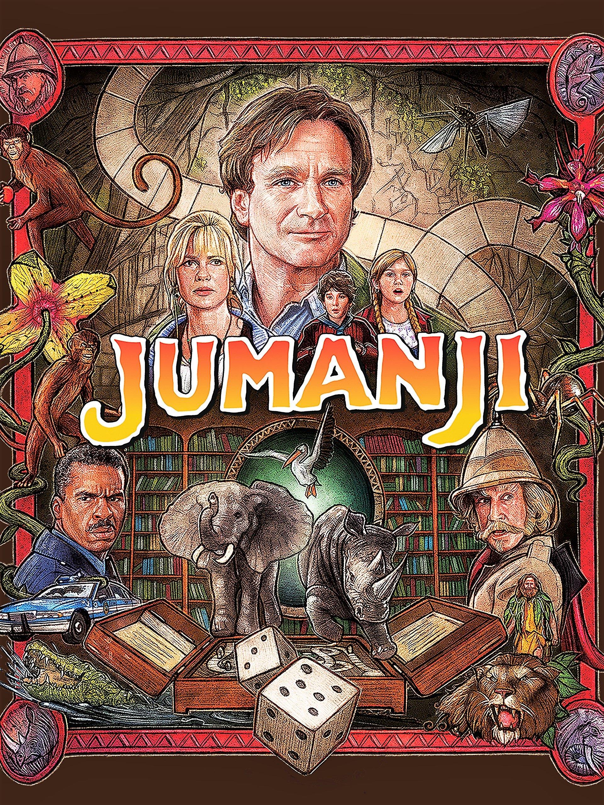 Jumanji (4K UHD)