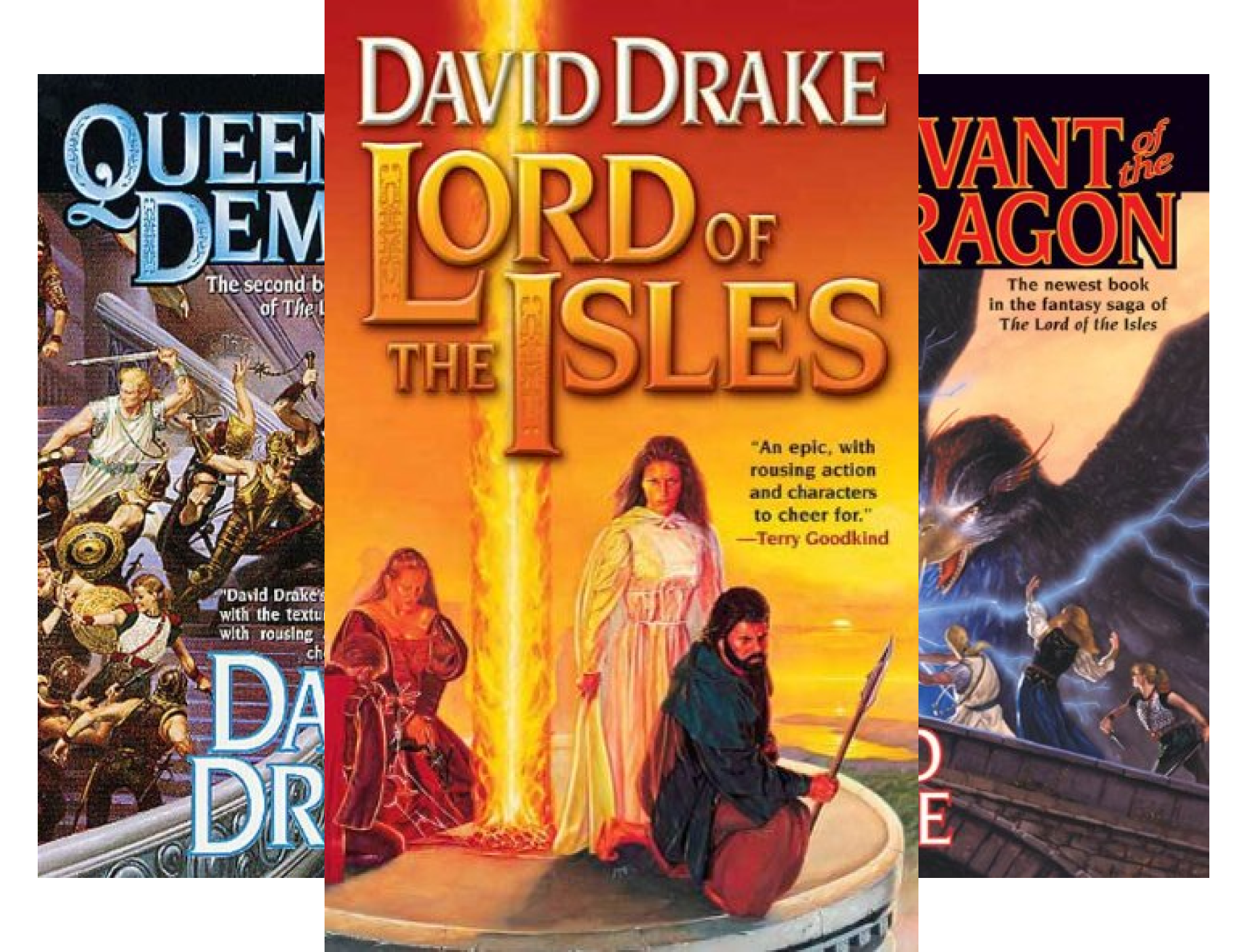 Lord of the Isles (9 Book Series)