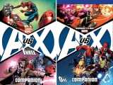 img - for Avengers vs. X-Men Companion (Collections) (3 Book Series) book / textbook / text book