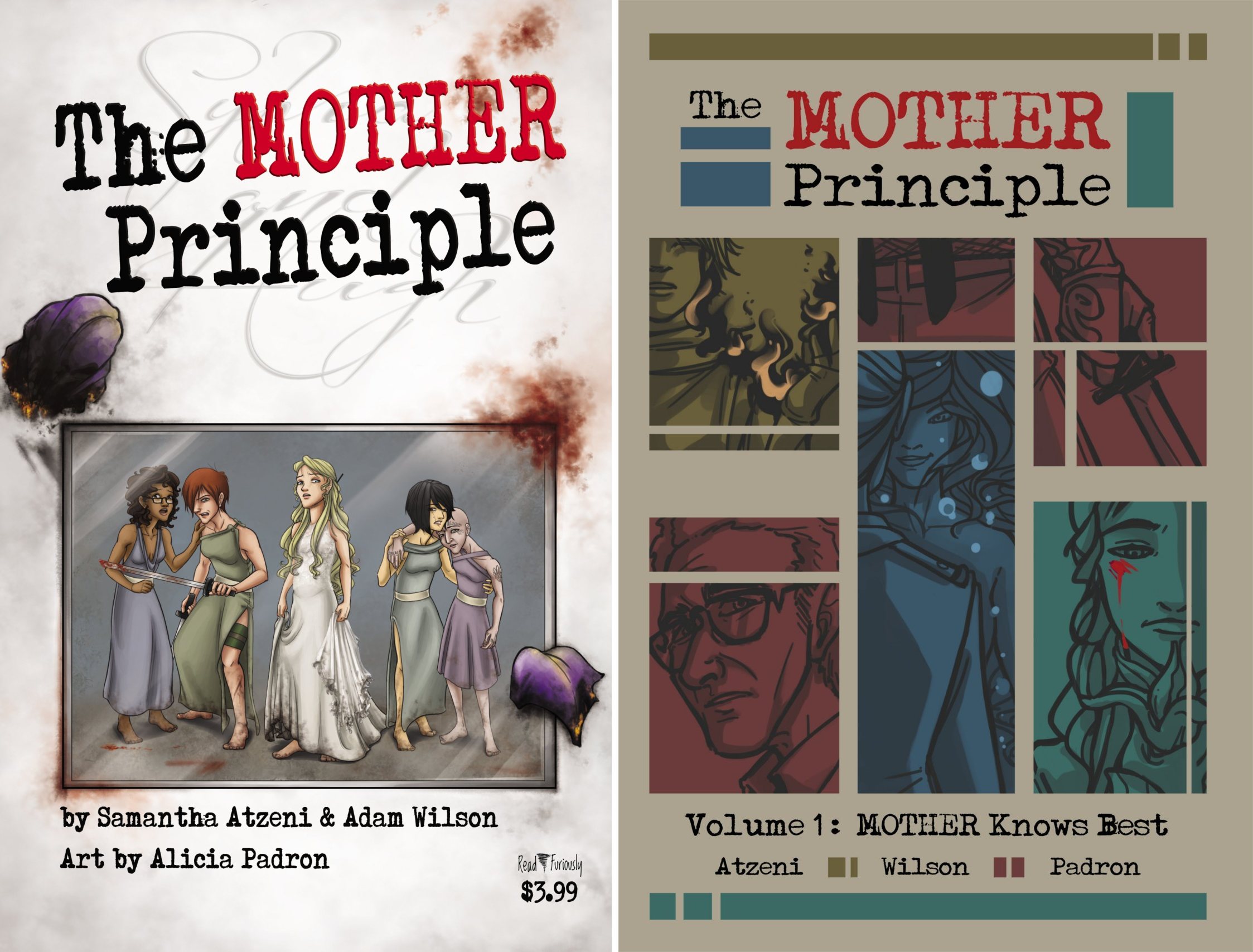 The MOTHER Principle (Issues) (2 Book Series)