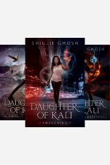 Daughter of Kali (3 Book Series) Kindle Edition