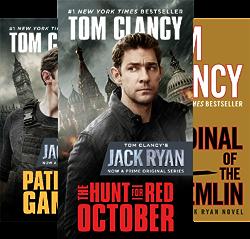 jack ryan books in chronological order