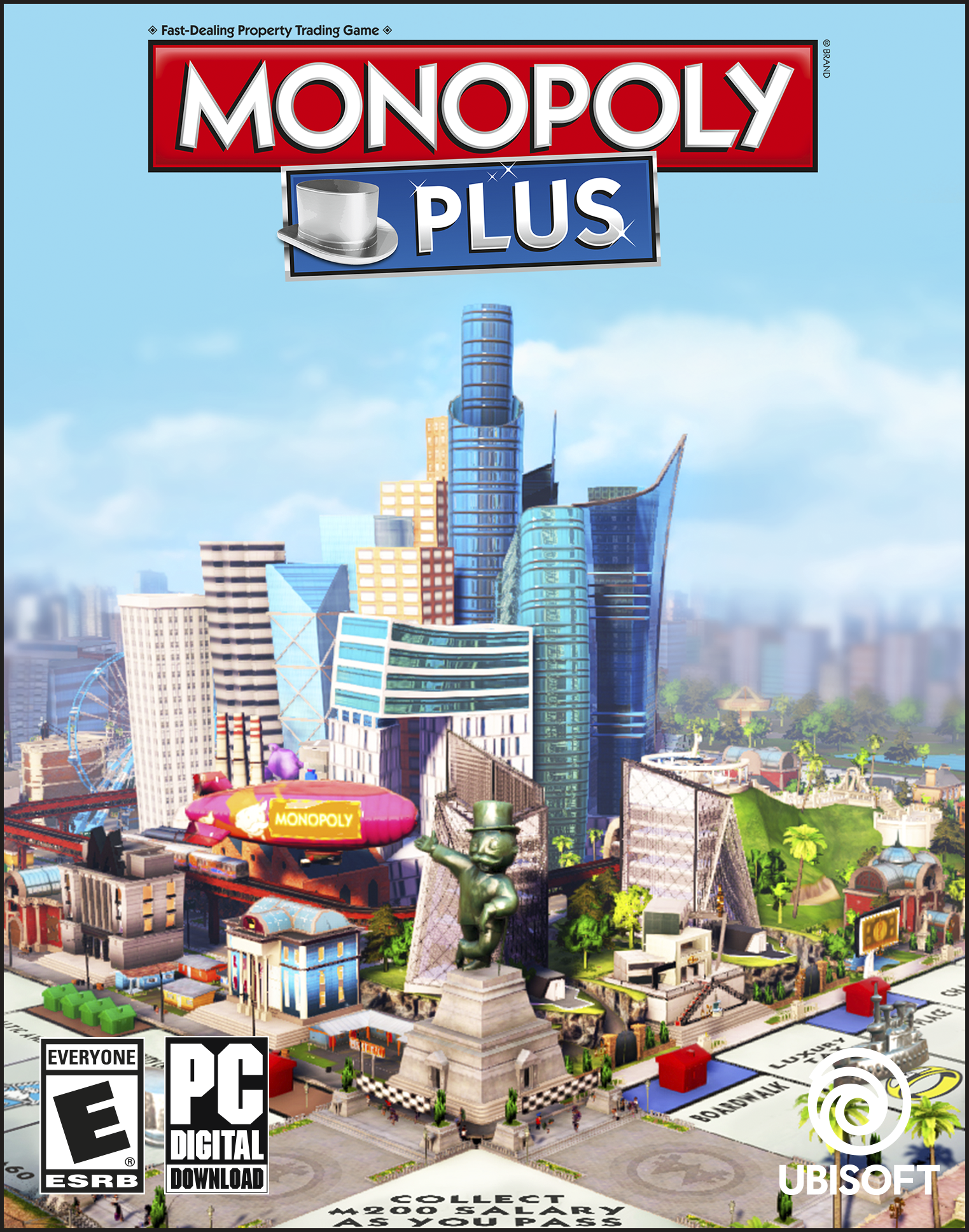 Monopoly Plus [Online Game (Monopoly Online)