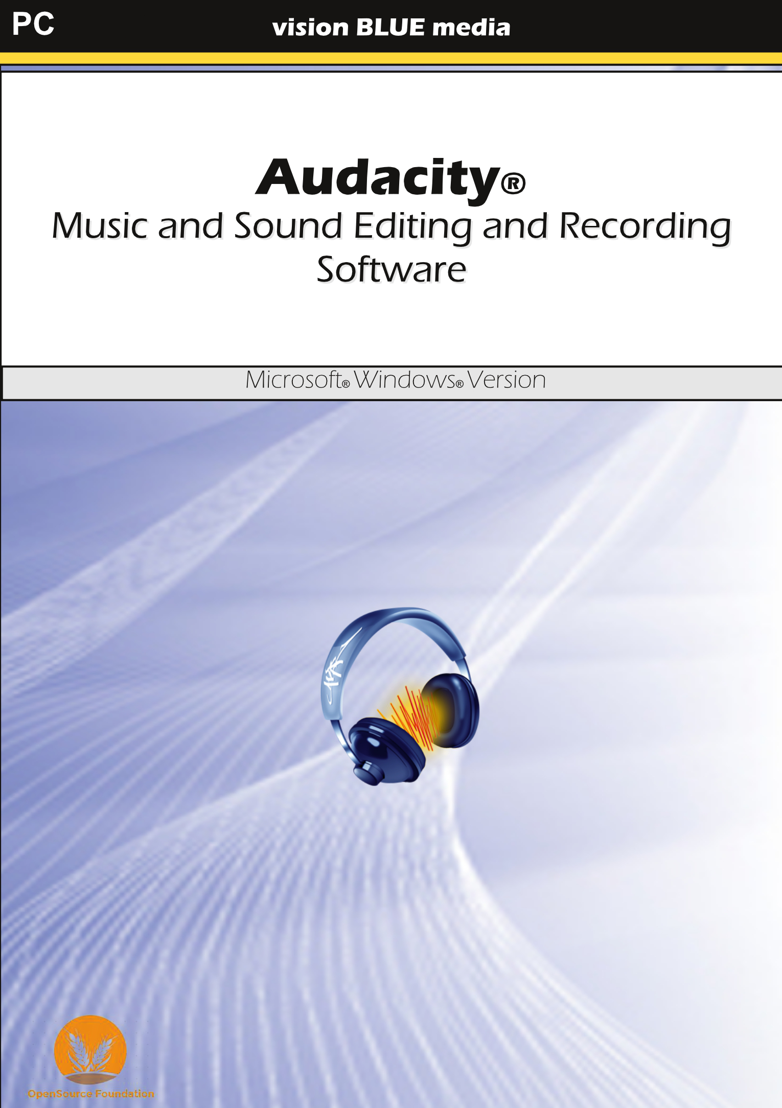Audacity - Sound and Music Editing and Recording