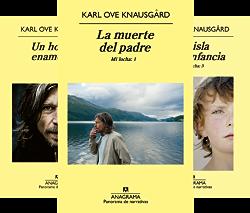 Mi lucha by Karl Ove Knausgård