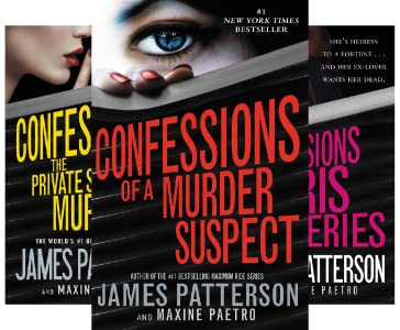 Confessions Series - James Patterson, Maxine Paetro