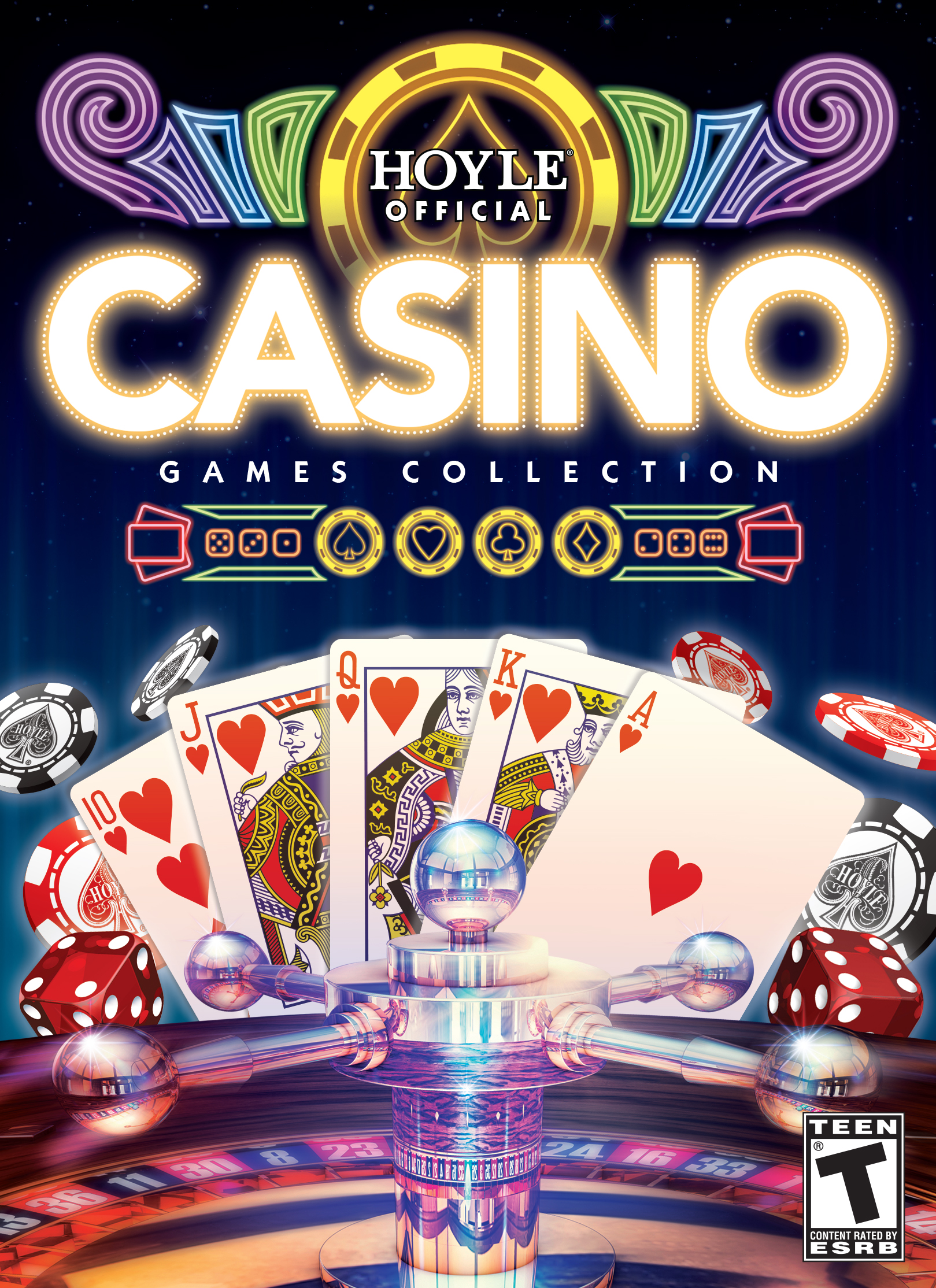 hoyle casino card game rules - 5