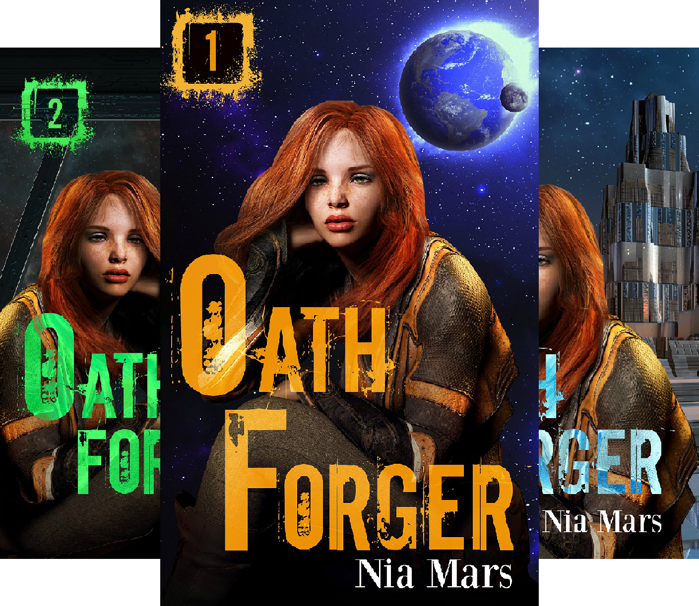 Oath Forger (5 Book Series)