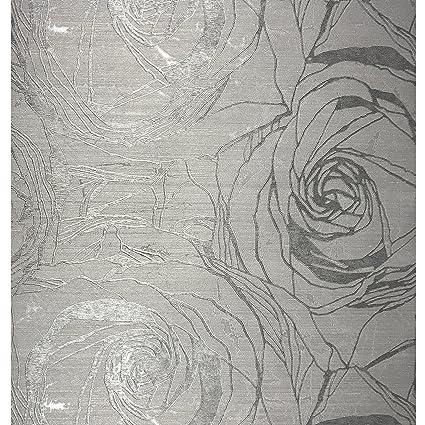 76 sqft made in italy portofino textured platinum wallcoverings 76 sqft made in italy portofino textured platinum wallcoverings rolls modern embossed vinyl wallpaper mightylinksfo
