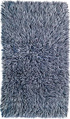 Amazon Com Fur Accents Shaggy Mongolian Faux Fur Area Rug