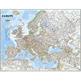 National Geographic Map Europe Executive, Planokarte: NG.PC620323 ...