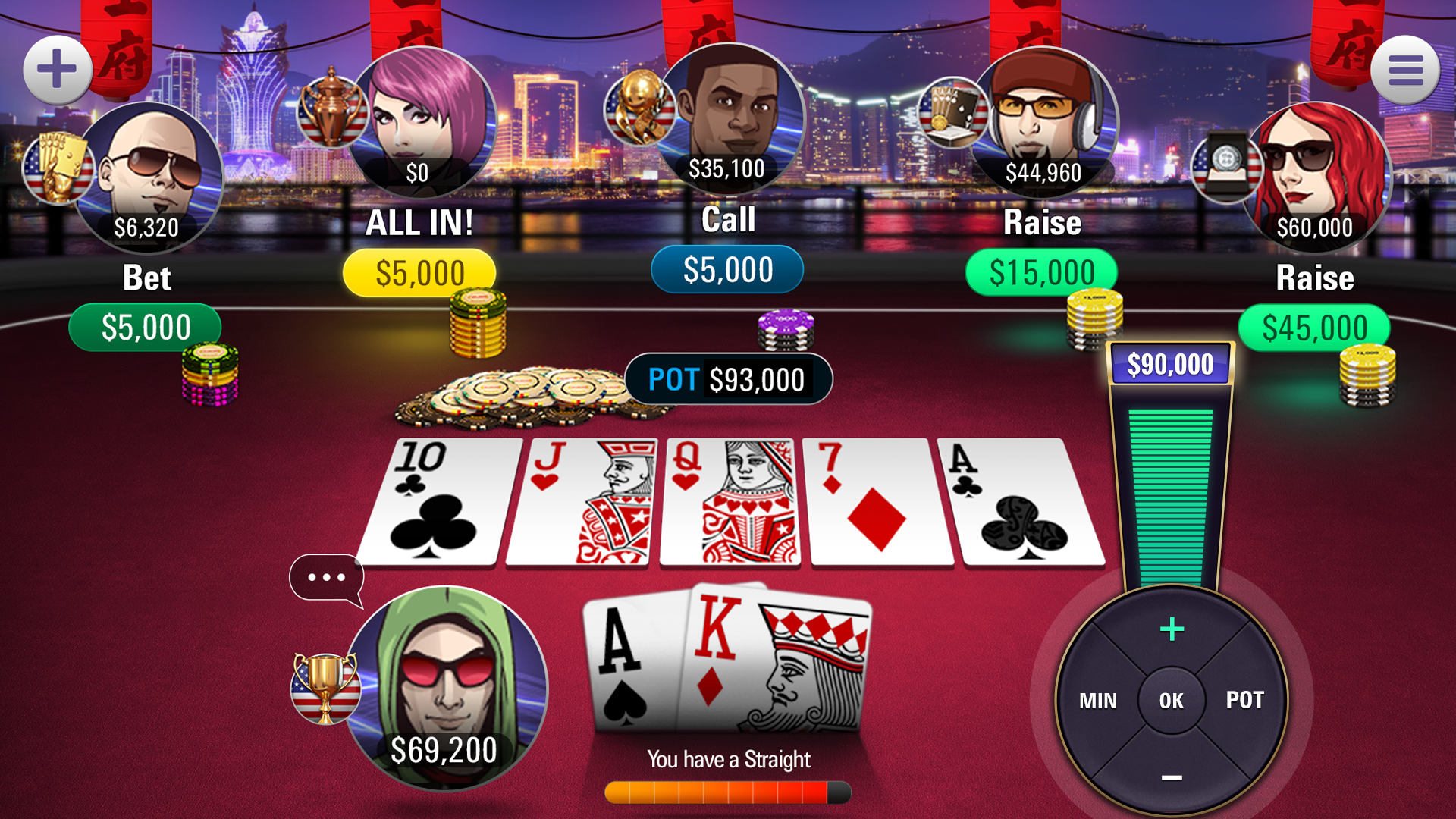 Amazon.com: Jackpot Poker by Pokerstars: Appstore for Android