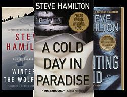 An Alex McKnight Novel (10 Book Series) by  Steve Hamilton