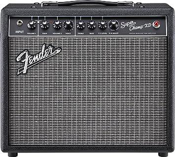 Fender Super Champ XD Amplificador de Guitarra Eléctrica