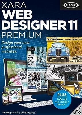 MAGIX Xara Web Designer 11 Premium