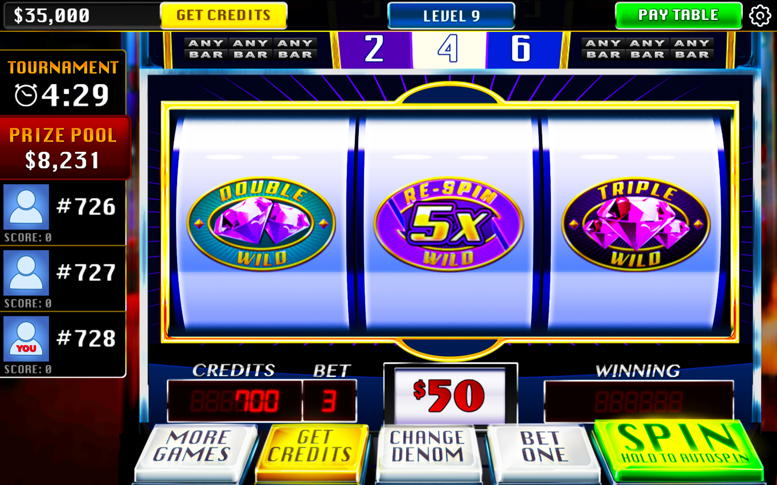 Online Casino Slot Machine Games